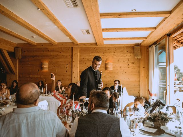 Il matrimonio di Andrea e Anita a Corvara in Badia- Corvara, Bolzano 254
