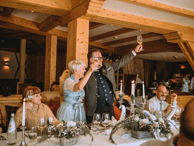 Il matrimonio di Andrea e Anita a Corvara in Badia- Corvara, Bolzano 256
