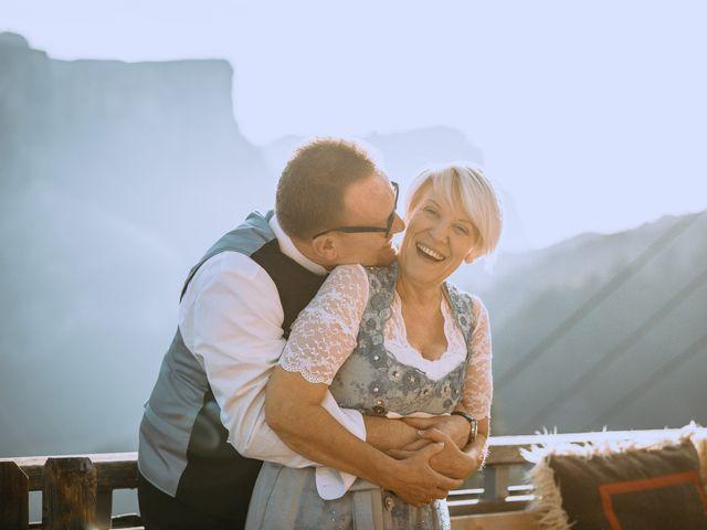 Il matrimonio di Andrea e Anita a Corvara in Badia- Corvara, Bolzano 260