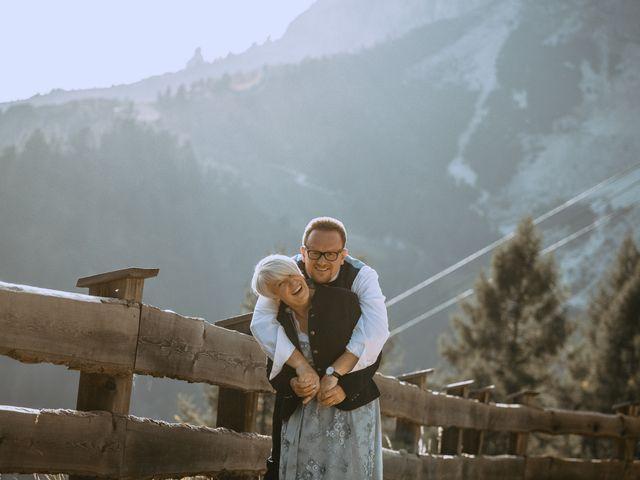 Il matrimonio di Andrea e Anita a Corvara in Badia- Corvara, Bolzano 265