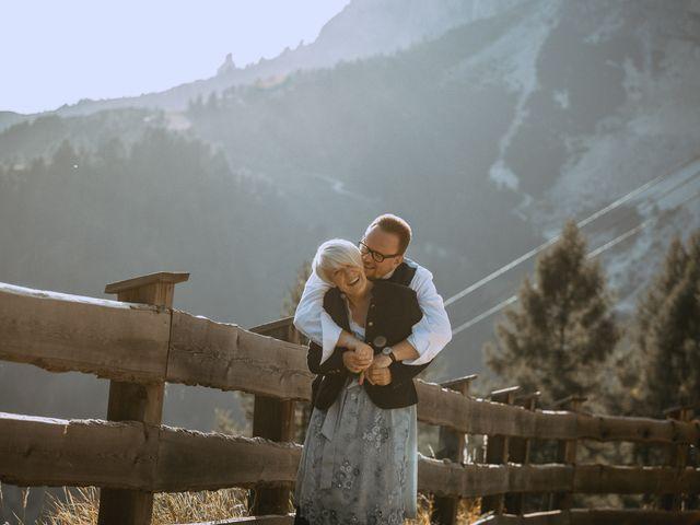Il matrimonio di Andrea e Anita a Corvara in Badia- Corvara, Bolzano 266