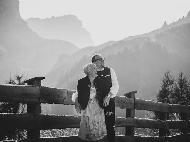Il matrimonio di Andrea e Anita a Corvara in Badia- Corvara, Bolzano 267