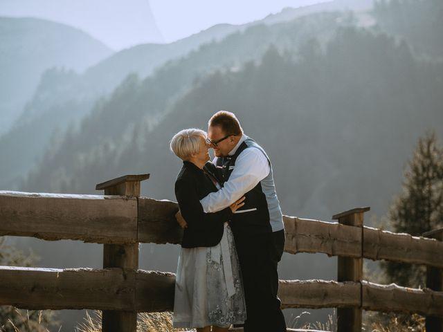 Il matrimonio di Andrea e Anita a Corvara in Badia- Corvara, Bolzano 271