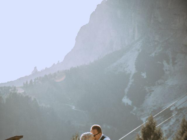 Il matrimonio di Andrea e Anita a Corvara in Badia- Corvara, Bolzano 272