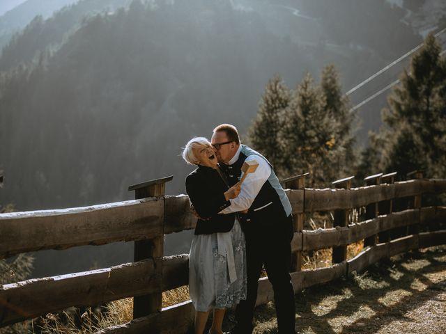 Il matrimonio di Andrea e Anita a Corvara in Badia- Corvara, Bolzano 273