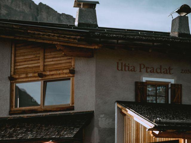 Il matrimonio di Andrea e Anita a Corvara in Badia- Corvara, Bolzano 276