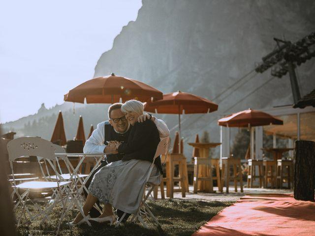 Il matrimonio di Andrea e Anita a Corvara in Badia- Corvara, Bolzano 279