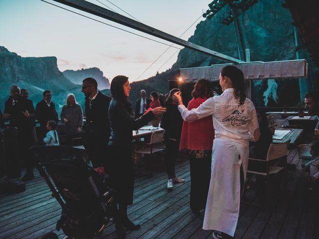 Il matrimonio di Andrea e Anita a Corvara in Badia- Corvara, Bolzano 291