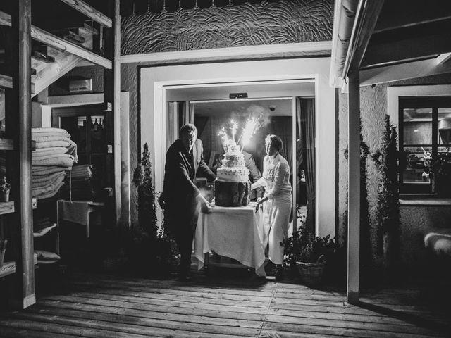 Il matrimonio di Andrea e Anita a Corvara in Badia- Corvara, Bolzano 298