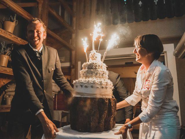 Il matrimonio di Andrea e Anita a Corvara in Badia- Corvara, Bolzano 300