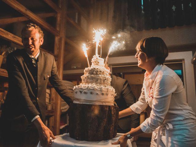Il matrimonio di Andrea e Anita a Corvara in Badia- Corvara, Bolzano 301