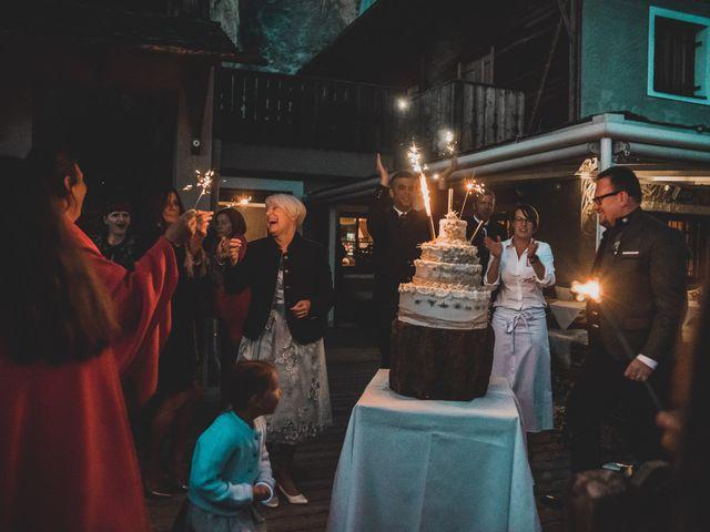 Il matrimonio di Andrea e Anita a Corvara in Badia- Corvara, Bolzano 305