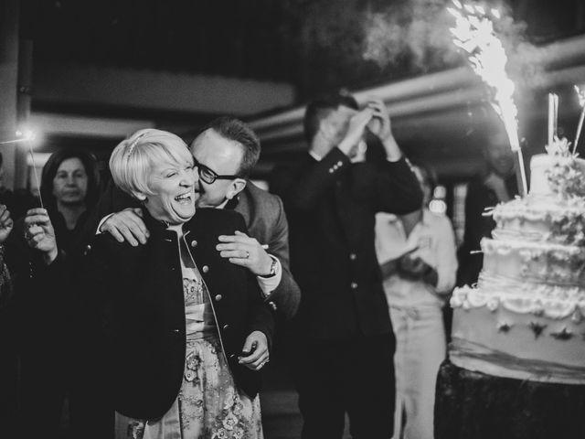 Il matrimonio di Andrea e Anita a Corvara in Badia- Corvara, Bolzano 306