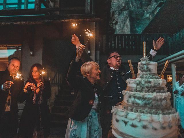 Il matrimonio di Andrea e Anita a Corvara in Badia- Corvara, Bolzano 310