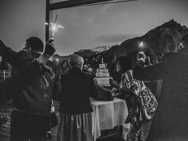 Il matrimonio di Andrea e Anita a Corvara in Badia- Corvara, Bolzano 312