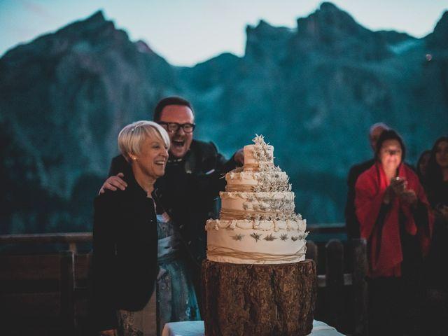Il matrimonio di Andrea e Anita a Corvara in Badia- Corvara, Bolzano 315