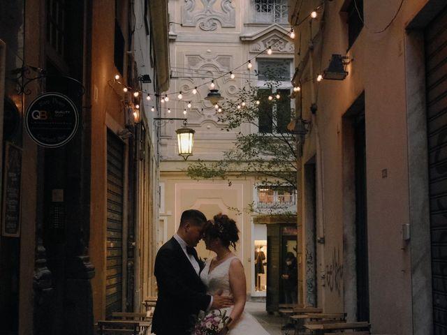 Il matrimonio di Edoardo e Silvia a Genova, Genova 35
