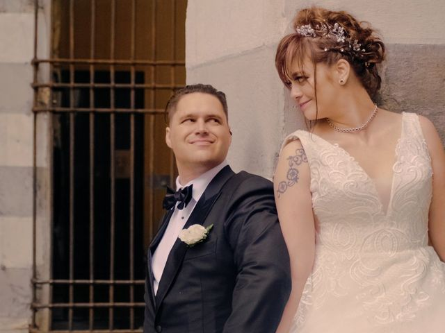 Il matrimonio di Edoardo e Silvia a Genova, Genova 36