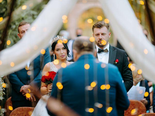 Le nozze di Nina e Wojciech
