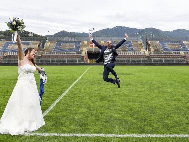 Il matrimonio di Andrea e Rossana a Como, Como 21