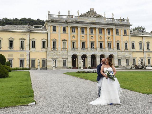 Il matrimonio di Andrea e Rossana a Como, Como 22