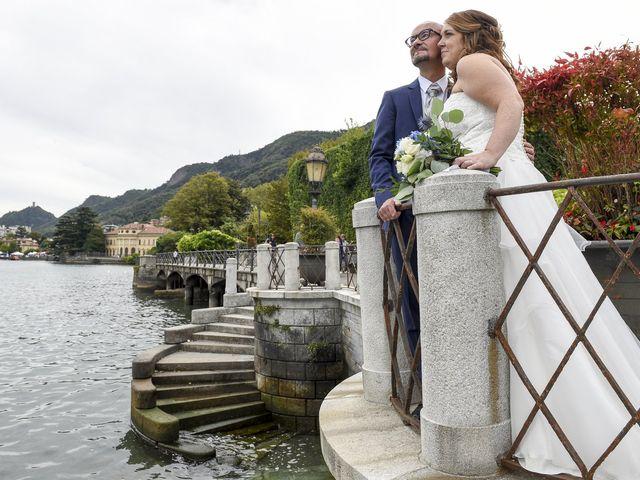 Il matrimonio di Andrea e Rossana a Como, Como 24