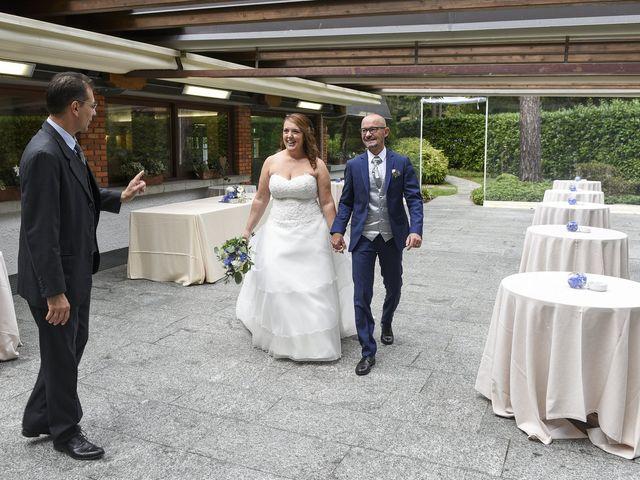 Il matrimonio di Andrea e Rossana a Como, Como 25