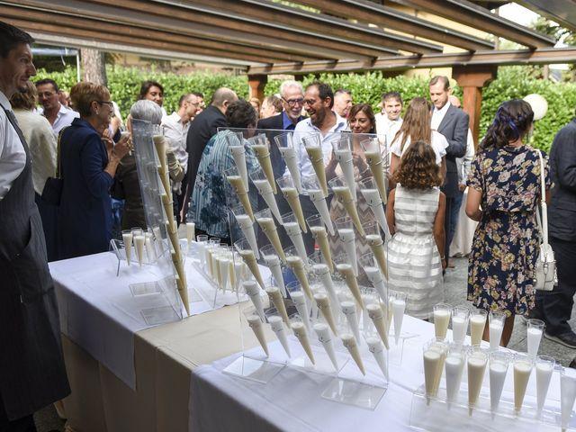 Il matrimonio di Andrea e Rossana a Como, Como 35