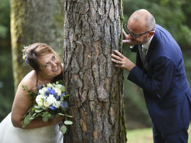 Il matrimonio di Andrea e Rossana a Como, Como 38