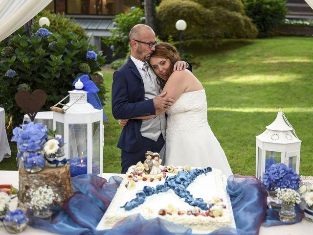 Il matrimonio di Andrea e Rossana a Como, Como 42