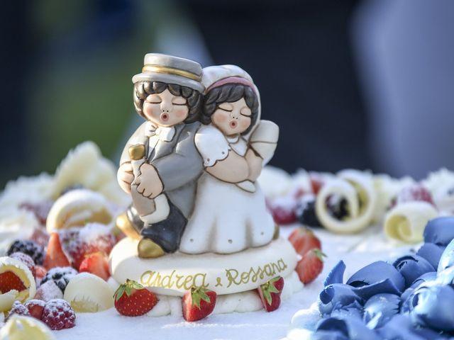 Il matrimonio di Andrea e Rossana a Como, Como 44