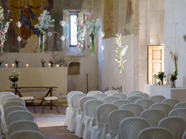 Il matrimonio di Valeriano e Aloa a Ocre, L'Aquila 9