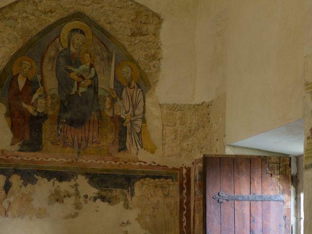 Il matrimonio di Valeriano e Aloa a Ocre, L'Aquila 10
