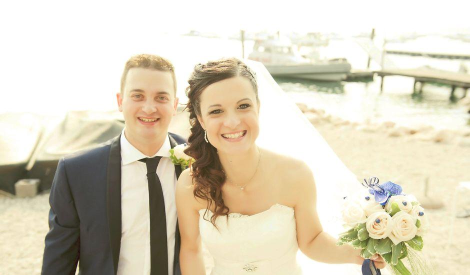 Il matrimonio di Erica e Omar a Verona, Verona