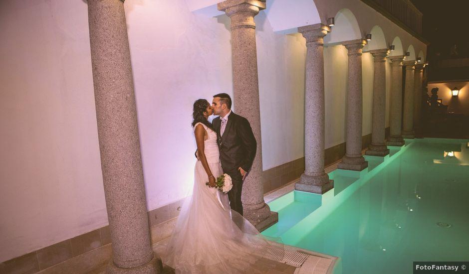 Il matrimonio di Fabio e Nitya a Gandosso, Bergamo