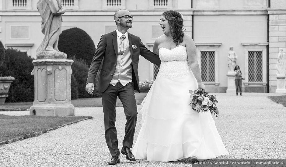 Il matrimonio di Andrea e Rossana a Como, Como