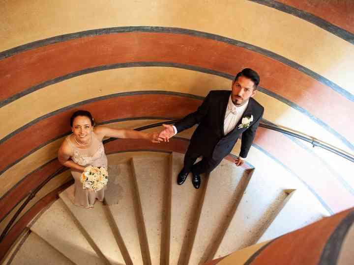 Le nozze di Milena e Luigi