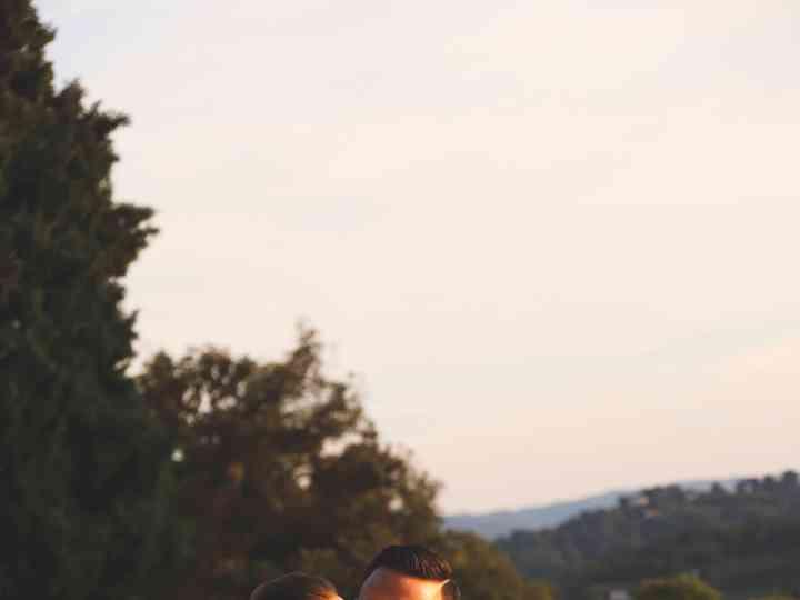 le nozze di Ivanka e Alberto