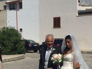Le nozze di Dalila e Matteo 1