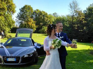 Le nozze di Giusy e Walter 1