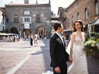 Le nozze di Michelle e Tommaso