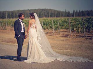 Le nozze di Laura e Battista