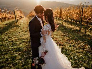 Le nozze di Davide e Francesca