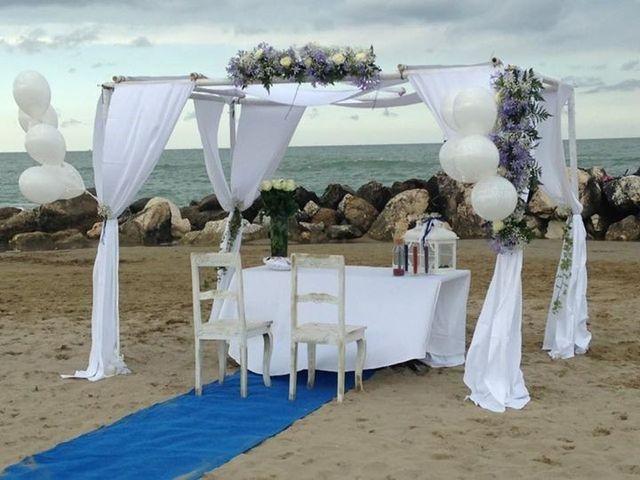 Il matrimonio di Andrea e Virginia a Misano Adriatico, Rimini 1