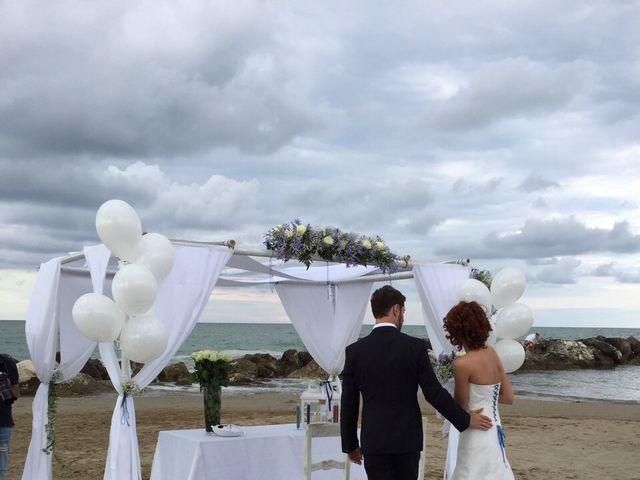 Il matrimonio di Andrea e Virginia a Misano Adriatico, Rimini 6