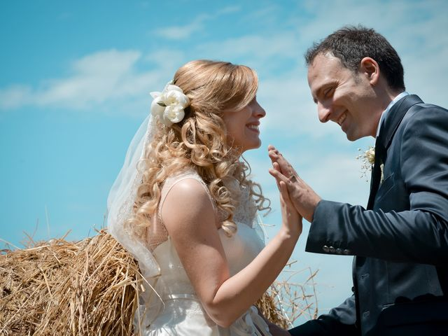 Il matrimonio di Salvo e Cristina a Agropoli, Salerno 10