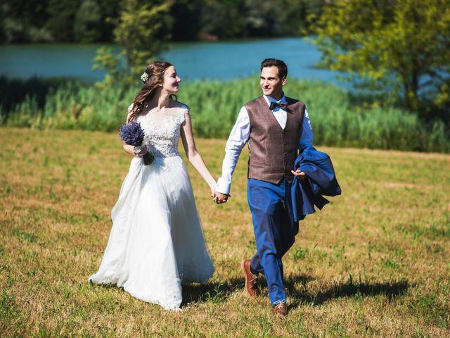 le nozze di Noemi e Steven