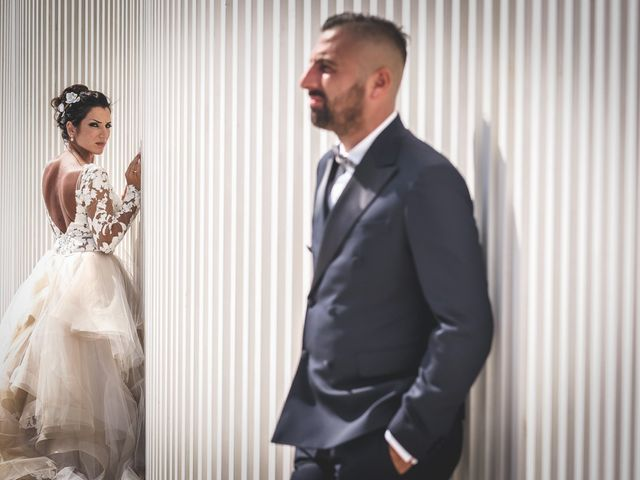 le nozze di Assia e Salvatore