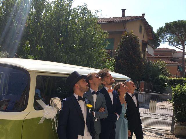 Il matrimonio di Stella e Matteo a Pistoia, Pistoia 6