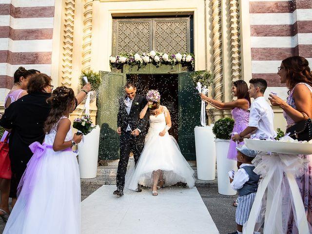 Il matrimonio di Matteo e Giulia a Fano, Pesaro - Urbino 10